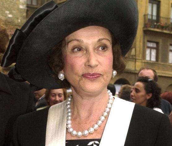 Madame la Duchesse de Franco