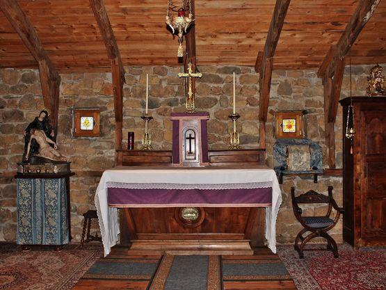 Oratoire du Mesnil-Marie - Septuagésime