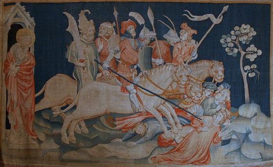 Angers - Apocalypse - cavaliers exterminateurs