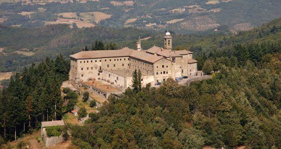 couvent et basilique du Monte Senario