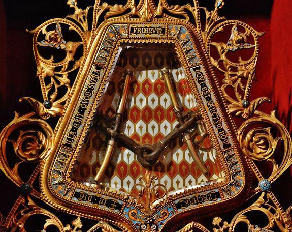 Le Saint Mors de Constantin - Carpentras