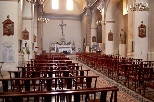 Semaine Sainte église