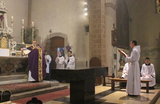 13 - épître de la Messe