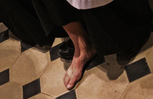 4 - lavement des pieds