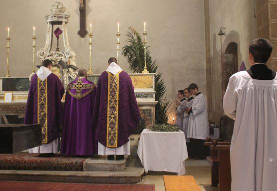 6 - oraisons pour la bénédiction des Rameaux