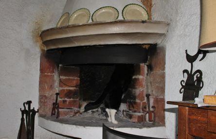 9 - exploration de la cheminée