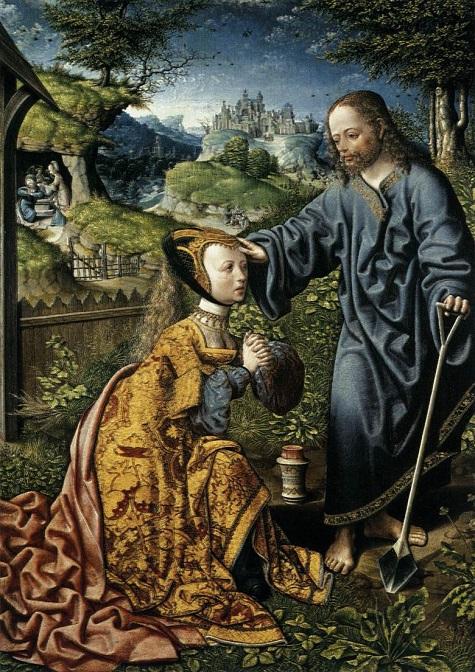 CORNELISZ VAN OOSTSANEN, Jacob 1507