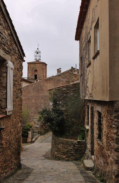 Eglise Saint-Clément campanile