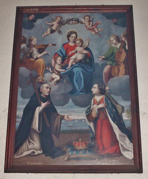 Eglise Saint-Clément tableau