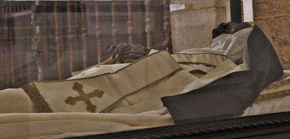 Reliques de Sainte Roseline