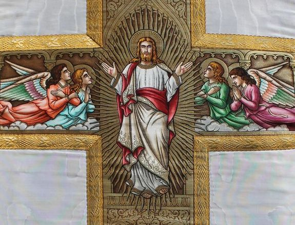 chasuble Ascension