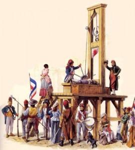 guillotine-Terreur