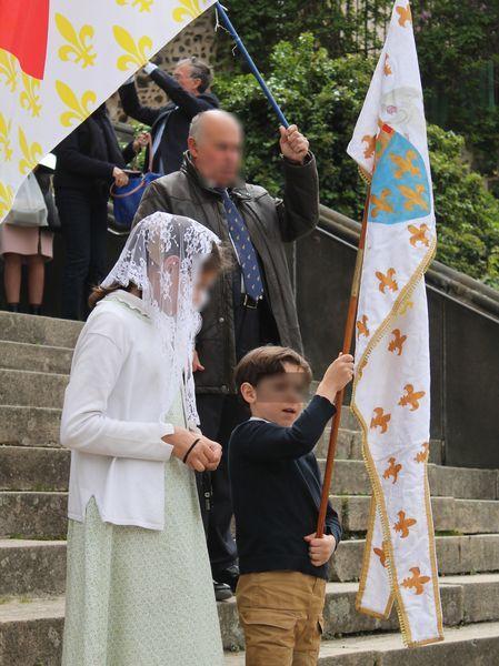 Le plus jeune pèlerin 6 ans