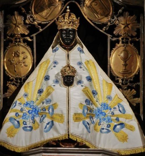 Notre-Dame du Puy - Vierge Noire - 12 mai 2018