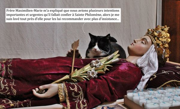 Lully et Sainte Philomène
