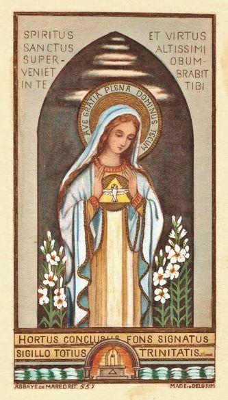 Cœur très pur de Marie