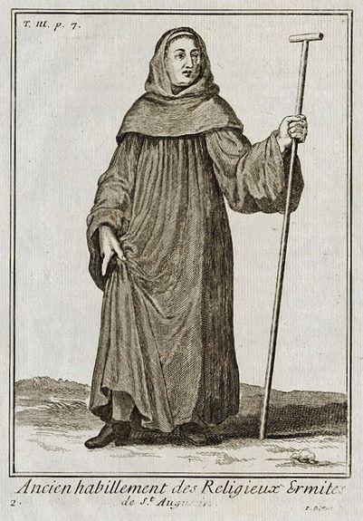 Ermite de Saint-Augustin