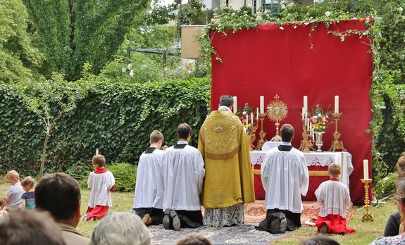 Fête-Dieu - Valence 3 juin 2018