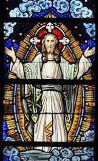 Transfiguration - église Saint-Rémi - Bruxelles - détail