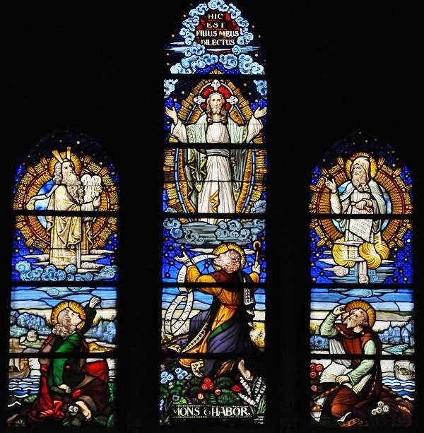 Transfiguration - église Saint-Rémi - Bruxelles
