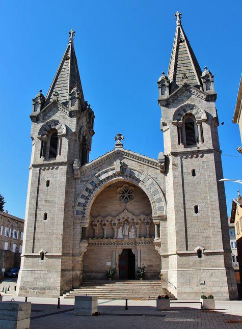 Basilique de La Louvesc