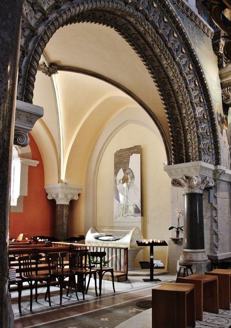 Ancienne chapelle Sainte Agathe désormais chapelle de Sainte Thérèse Couderc