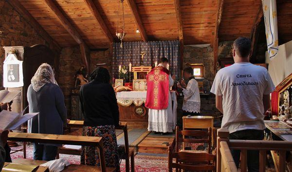 Sainte Messe pour la fête de Sainte Philomène