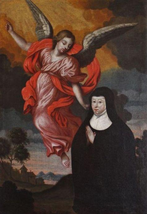 Rde Mère Anne-Marie de Jésus-Crucifié - Anne de Goulaine