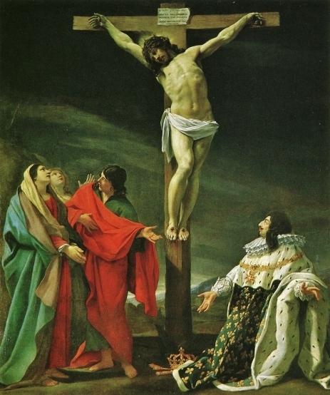 Vœu de Louis XIII - Simon Vouet