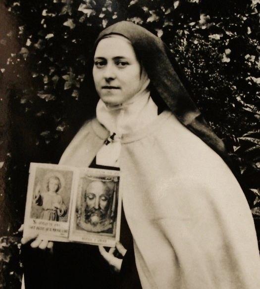 Sainte Thérèse de l'Enfant Jésus de la Sainte Face