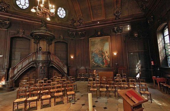 chapelle de l'assomption Saint-Sulpice