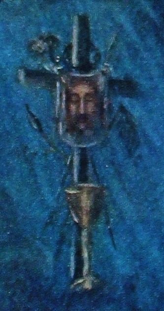 Rêve de l'Enfant Jésus - détail