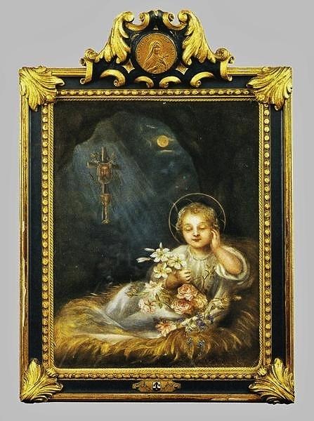 Le rêve de l'Enfant Jésus