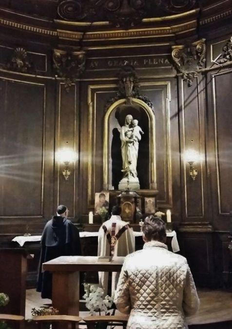 messe du samedi 6 octobre