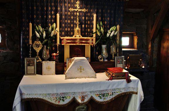 autel 8 décembre 2018