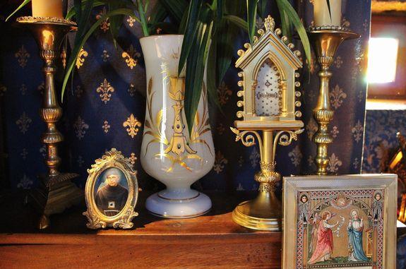 autel 8 décembre 2018 - reliquaires côté épître