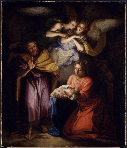 Noël Coypel Nativité