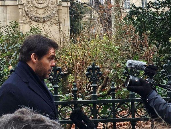 Louis XX & journalistes 20 janvier 2019
