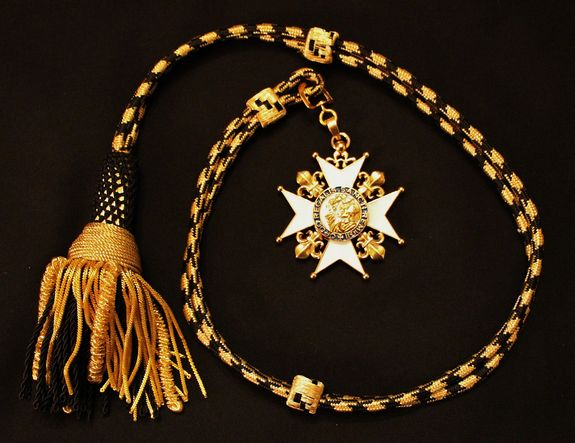 Croix de l'Ordre de Saint-Remi