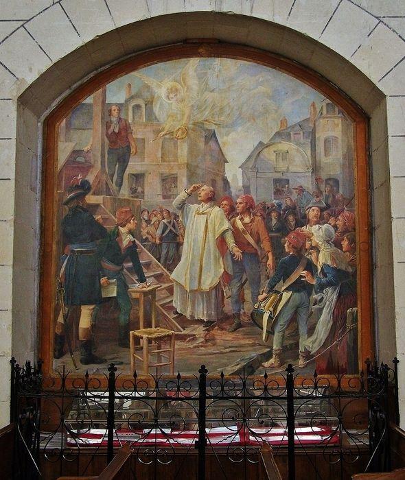 Martyre du Bx Noël Pinot