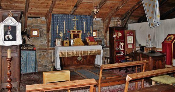 L'oratoire du Mesnil-Marie pour la fête de Saint Joseph - 19 mars 2019