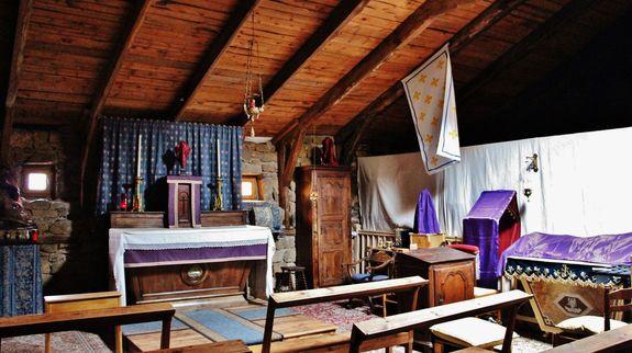 L'oratoire du Mesnil-Marie samedi 6 avril 2019