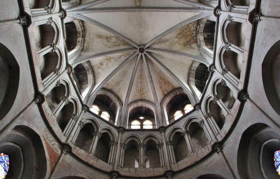 voûtes de l'abside