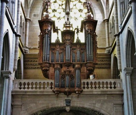Grand orgue