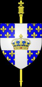 Blason de la Confrérie Royale