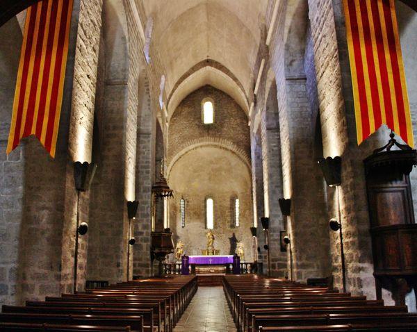 Abbatiale Sainte-Marie - intérieur