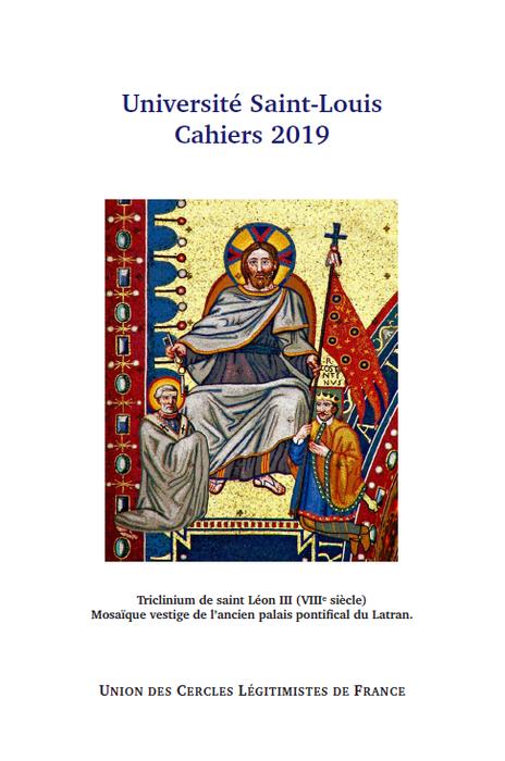 couverture cahier université d'été 2019