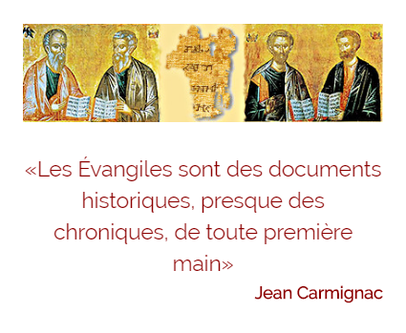 Abbé Jean Carmignac - citation