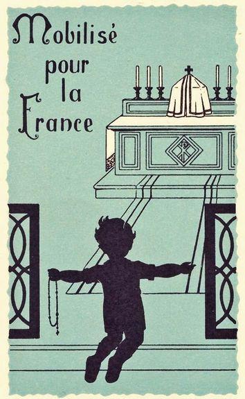 Mobilisé pour la France - illustration récollection 6 octobre 2019