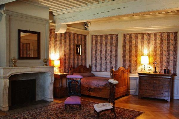 chambre mortuaire de Pauline Jaricot 1
